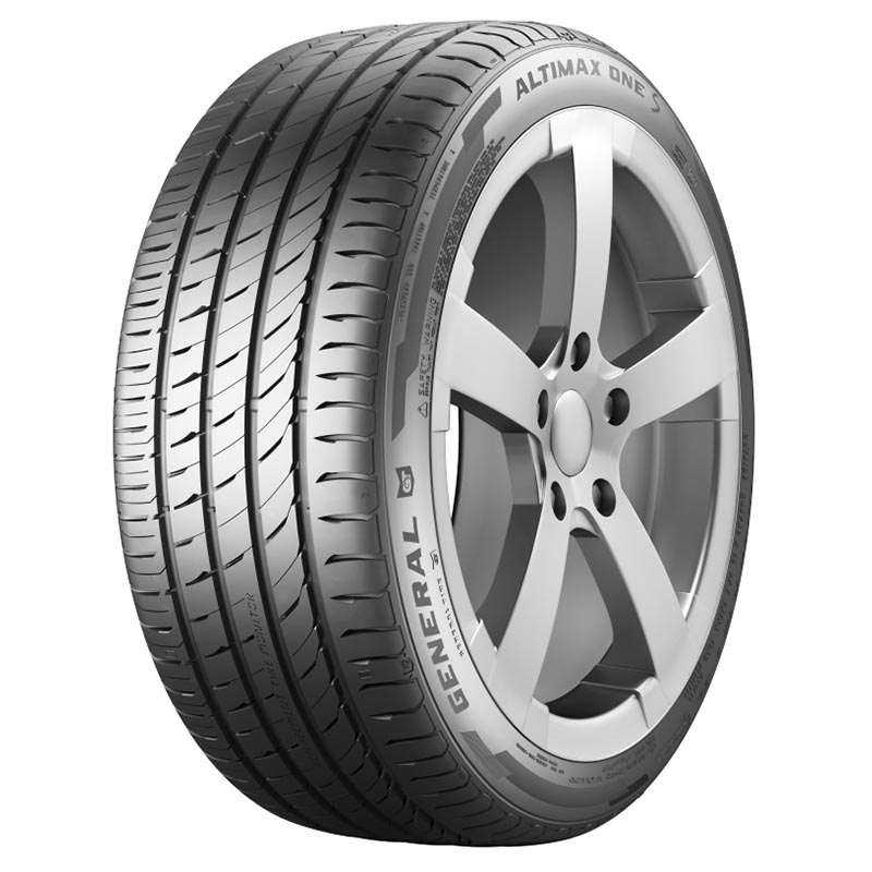 Pneumamtici Estive GENERAL ALTIMAX ONE S 225/55 R17 101 Y RUNFLAT. Vendita online su Gommego